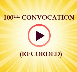 100 Convocation